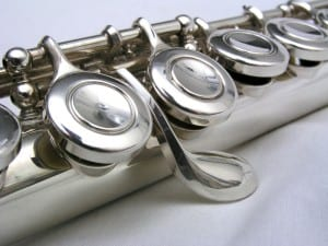 flute close up