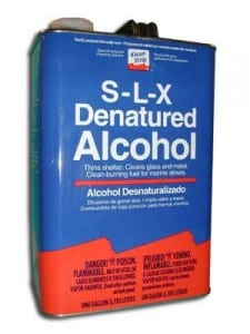 Flute Care Denatured Alcohol