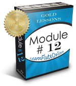 Flute Lessons Module 12