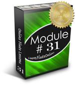 Module BOX 31 Flute Lesson