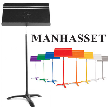 Manhasset Music Stands for flutists