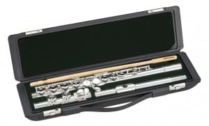 Pearl Flute 500 in Case