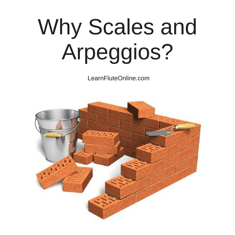 Why Scales and Arpeggios?