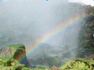 harmonics for flute rainbow
