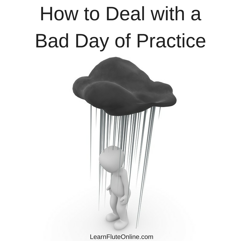 How To Deal With A Bad Day Of Practice