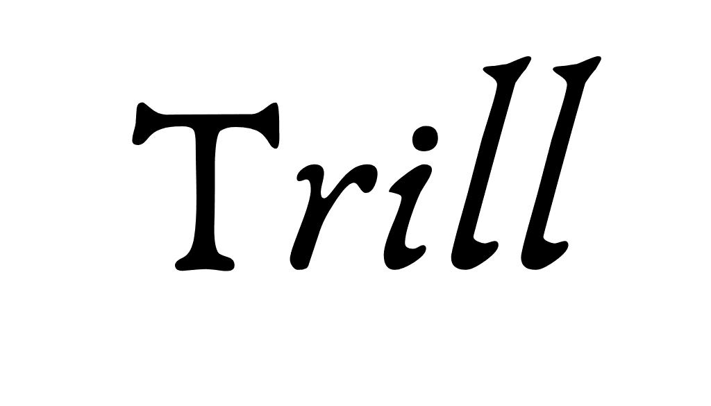 Flute Trill