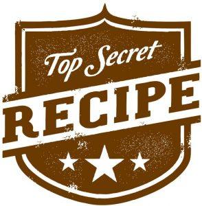 14651230 - vintage top secret recipe