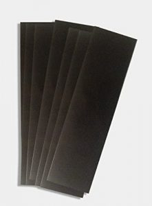 Anti tarnish strip